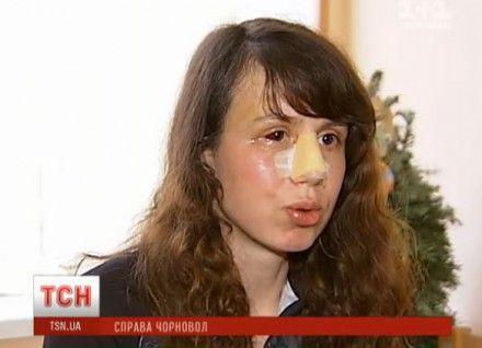 Подозреваемого в избиении Чорновол оставили под стражей