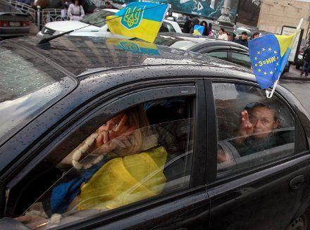 Народное вече 12 января / Фото: Reuters