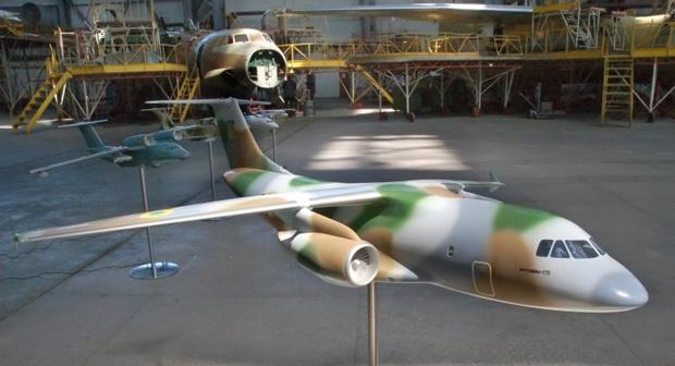 Первый образец Ан-178 может появиться в конце 2015 года