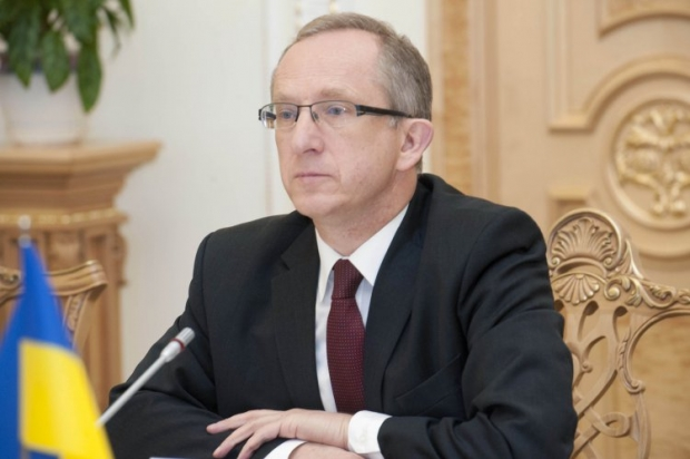 Tombinski says Ukraine and Georgia are not considered in one visa liberalization package / Photo from UNIAN