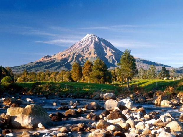 Остров Северный, Новая Зеландия / review-planet.ru
