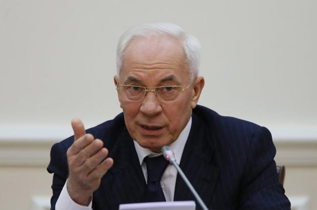 Интересы Азарова в ЕС лоббируют немецкие юристы