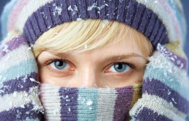 Самая опасная температура для носа - 33 градуса по Цельсию / Фото: lady.tochka.net