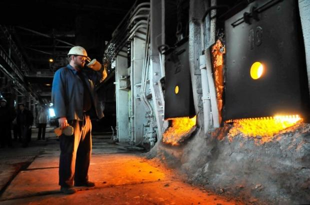 По итогам 2013 года было экспортировано 38 млн тонн ЖРС