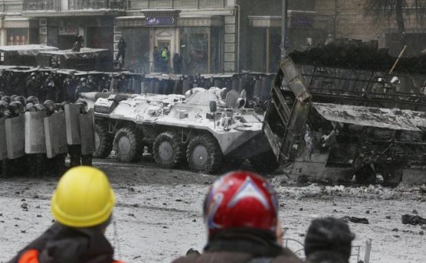 Боевики обстреляли из САУ собственный блокпост, - разведка - Цензор.НЕТ 4304