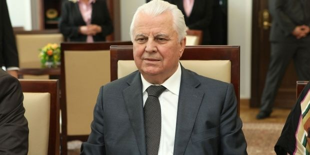 Former President Kravchuk is sure Crimea will become part of Ukraine sooner or later / Photo by Michał Józefaciuk