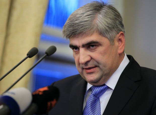 Lviv governor Salo resigns
