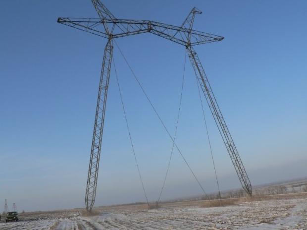 СМИ боевиков сообщили, что в Луганске практически полностью восстановлено электроснабжение / УНИАН