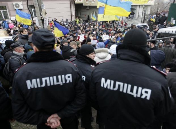 Милиция Сум предлагает сообща патрулировать улицы