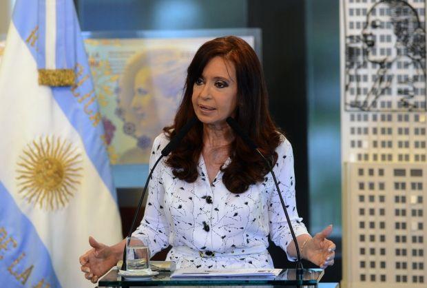 Кристина Фернандес де Киршнер / casarosada.gov.ar