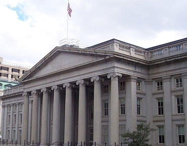 Министерство финансов США / ru.wikipedia.org
