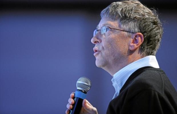В 2000 году состояние Билла Гейтса сократилось на 22 млрд долларов/ фото УНИАН