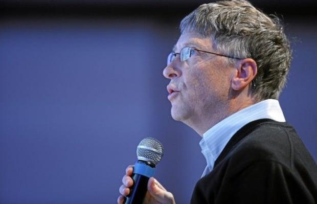 Основатель корпорации Microsoft Билл Гейтс / Фото УНИАН