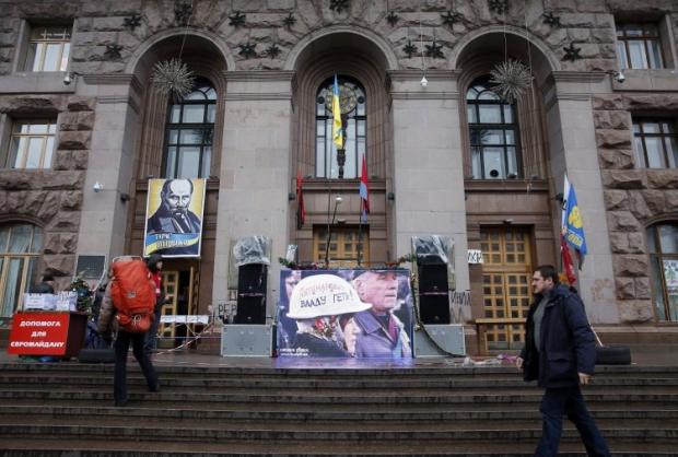 После освобождения активистов на Майдане обещают разблокировать КГГА