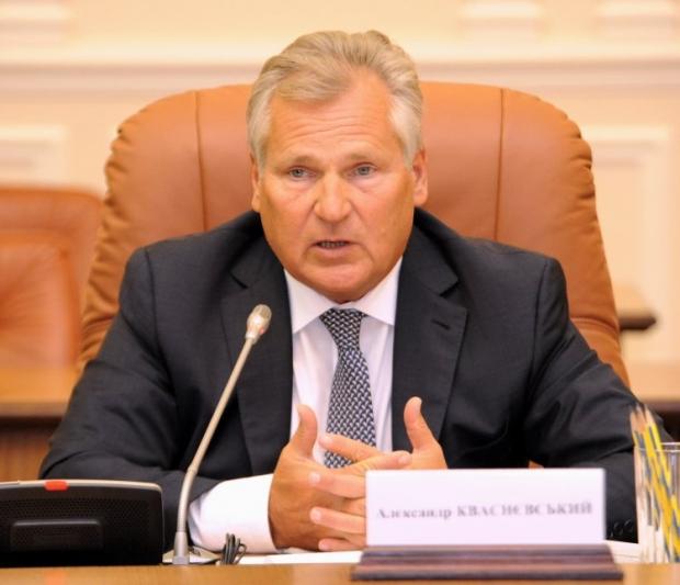 Квасневский назвал вероятного кандидата на роль главы украинского Кабмина