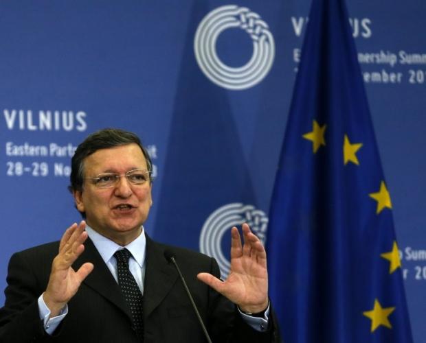 Баррозу: Между странами ЕС воцарился консенсус относительно реакции на события в Украине