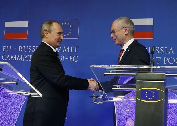 Євросоюз не поспішає із санкціями / REUTERS