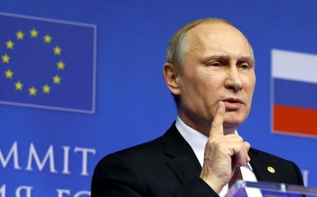 Путину разрешили начать войну с Украиной / REUTERS