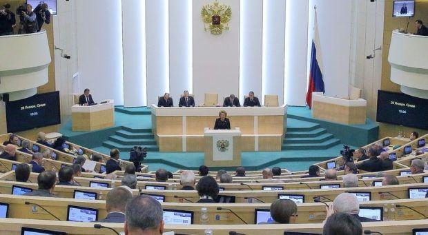Росія готує відповідні санкції США та ЄС / council.gov.ru