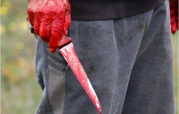 нож, преступление, убийство