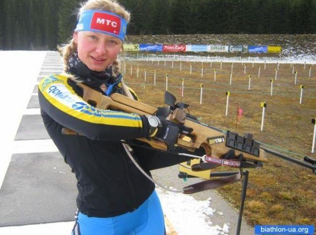 Яна Бондарь попала в Топ-30 гонки этапа КМ в Канаде / biathlon-ua.org