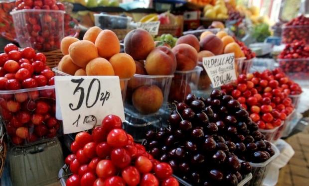 Производителям удалось избежать катастрофы на фруктовом и ягодном рынках / фото УНИАН