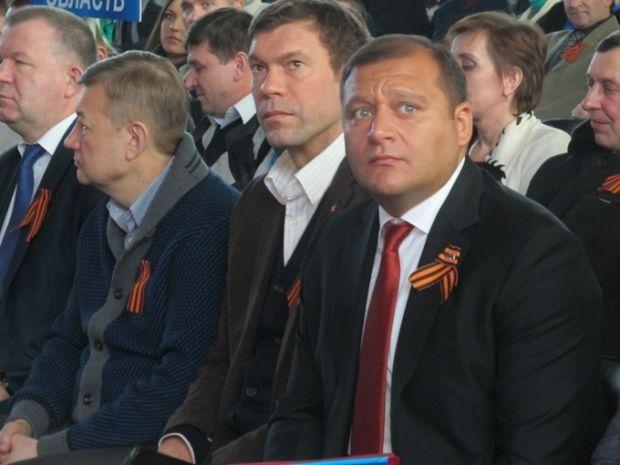 """Добкин готов уничтожать """"экстремистов"""""""