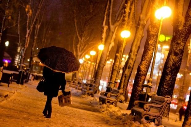 Сегодняшняя ночь станет самой холодной, но последней