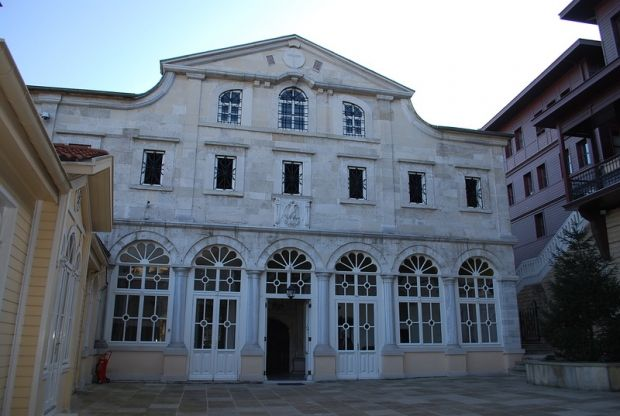 Резиденция Константинопольского Патриарха