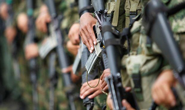 Воинские части получили приказ следовать на маневры