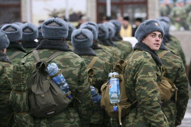 Российские солдаты / REUTERS