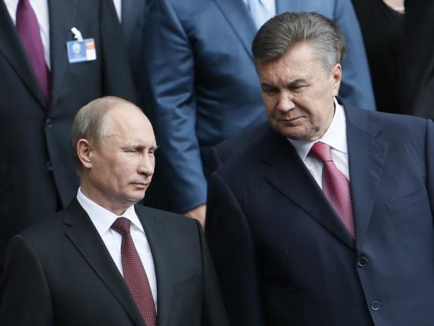 Yanukovych and Putin plan to meet on February 7 in Sochi