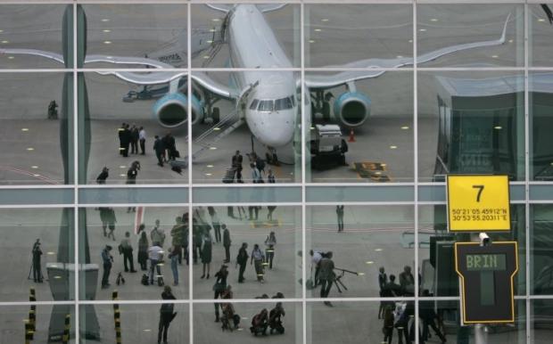 Kyiv's Boryspil International Airport