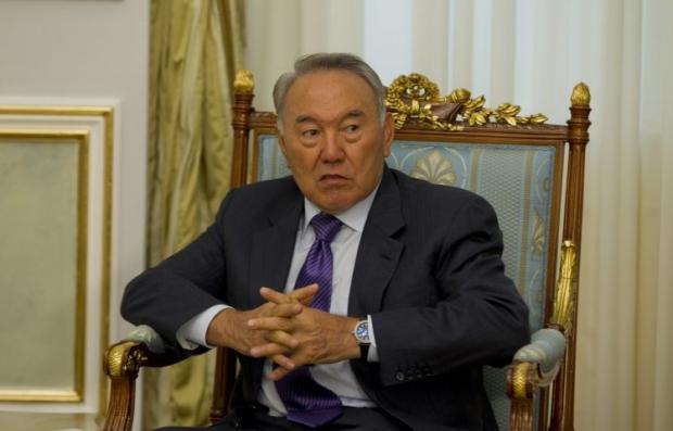 Нурсултан Назарбаев / УНИАН