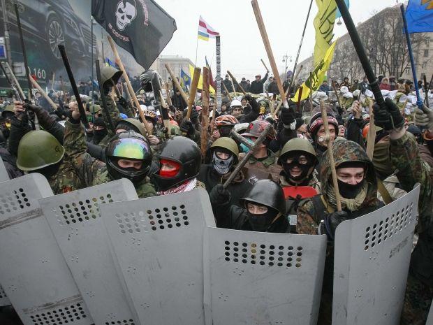 Самооборона Майдана / Фото: REUTERS