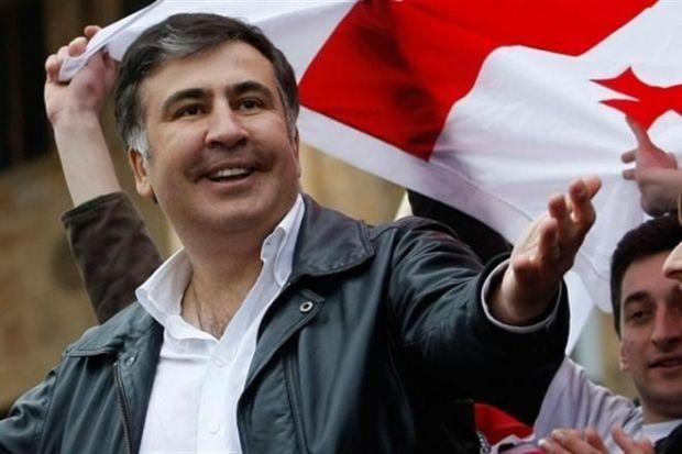 Саакашвили / НТВ