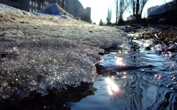 В Украину приходит весна / Фото : goodimg.ru