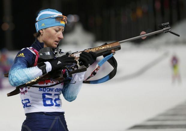 Вита Семеренко / Reuters
