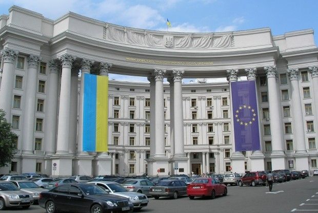 Ukraine's Foreign Ministry has sent 185 notes to Russia over political prisoners / Wikipedia