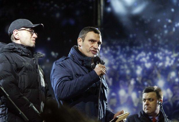 Суд удовлетворил иск к Кличко