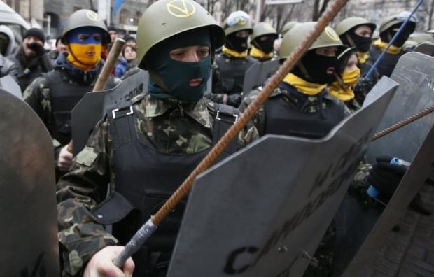 Самооборона Майдану налічує вже 12000 бійців
