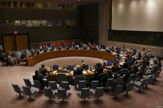 UN Security Council to hold closed sitting concerning Ukraine today/ REUTERS