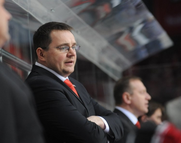 Назаров считает, что в Украине хоккея не было двадцать лет