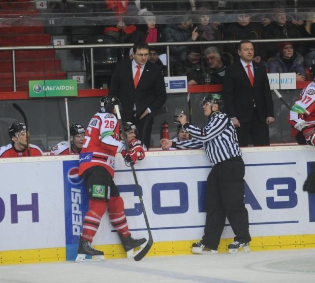 Назаров заявляет, что в Кубке Гагарина его удовлетворит, как минимум, участие в финале.