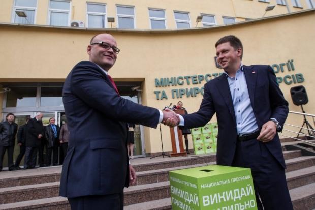 Олег Проскуряков прогнозує збільшення обсягу утилізації використаних елементів живлення до 3-4 млн штук
