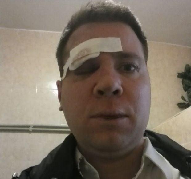 Джеффри Лубби пострадал из-за политических убеждений своих друзей / 15minut.org