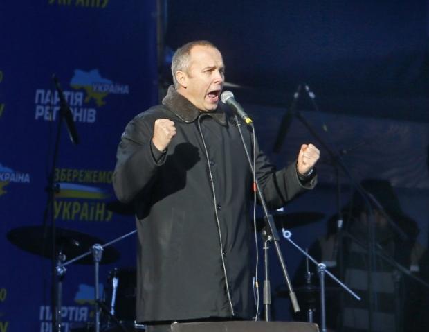 На Донбассе готовы голосовать даже за Шуфрича