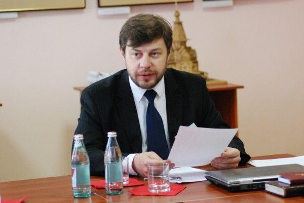 Владимир Бурега