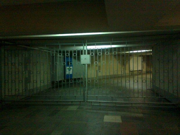 Закрытое метро, Киев, 18 февраля / Kateryna Korniienko / facebook.com