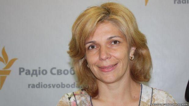 Ольга Богомолец / Радио Свобода